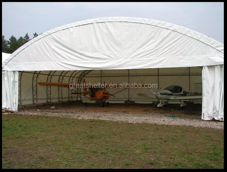 Large Portable Easy Assembly Prefab Steel Frame Car Parking Shelter