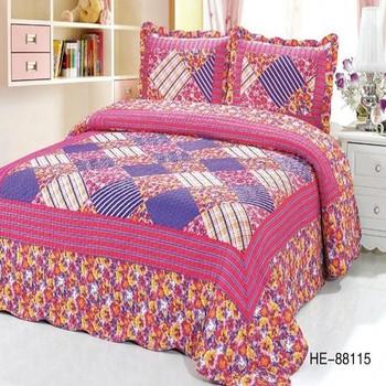 Luxury Fabric Home Textile Velvet Bed Sheet