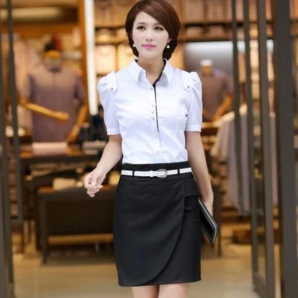 Imagenes trajes de oficina para mujeres