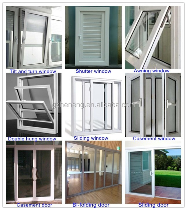 Aluminium Sliding Door Entrance Door With Aluminum Profile Frame ...