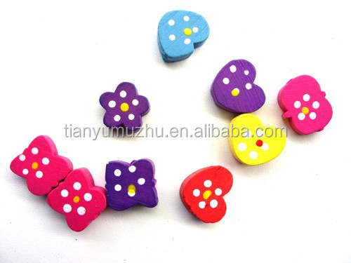 wholesale new design round wooden beads