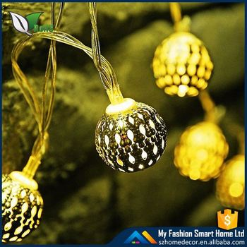 Factory Manufacturer 200led Christmas Garden Solar Powered LED Fairy String Light
