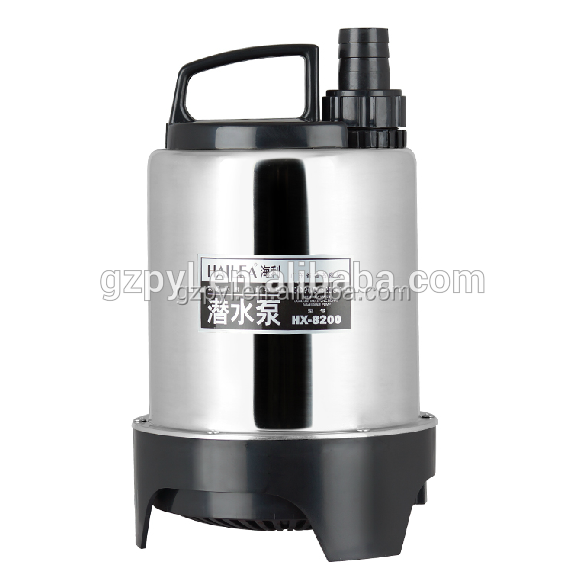 100W 2500L/h Hailea HX-8200 Aquarium diving pump, amphibious mute high lift pump, fish tank filter equipment