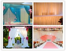 wedding backdrop crystal, pipe and drape round, wholesale pipe and drape