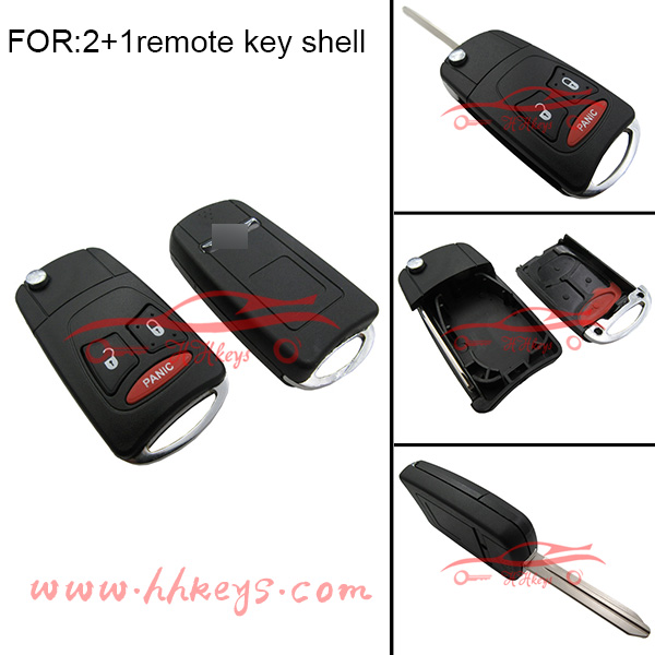 Chrysler Car key fob frequency 315Mhz/433.92Mhz car wireless remote key