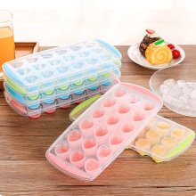 Custom Shape Durable Hot Sales Silicone Personalized Ice Cube Tray