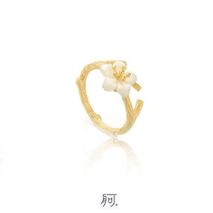 Fashion Jewelry Wholesale 925 Silver Shell Rings