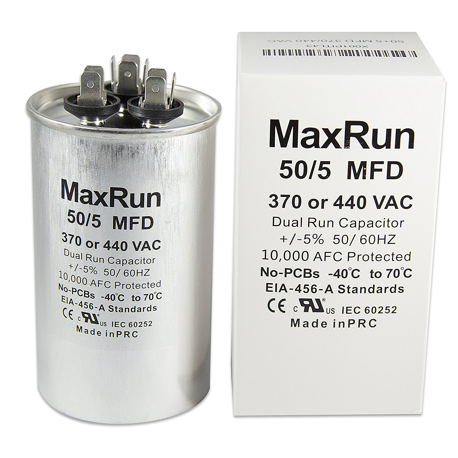 Cheap 5uf 370vac Capacitor, find 5uf 370vac Capacitor deals on line