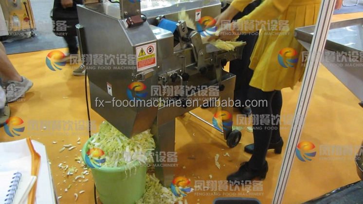 Fc-305d Electric Automatic Coconut Cutter Slicer Dicer Machine ...