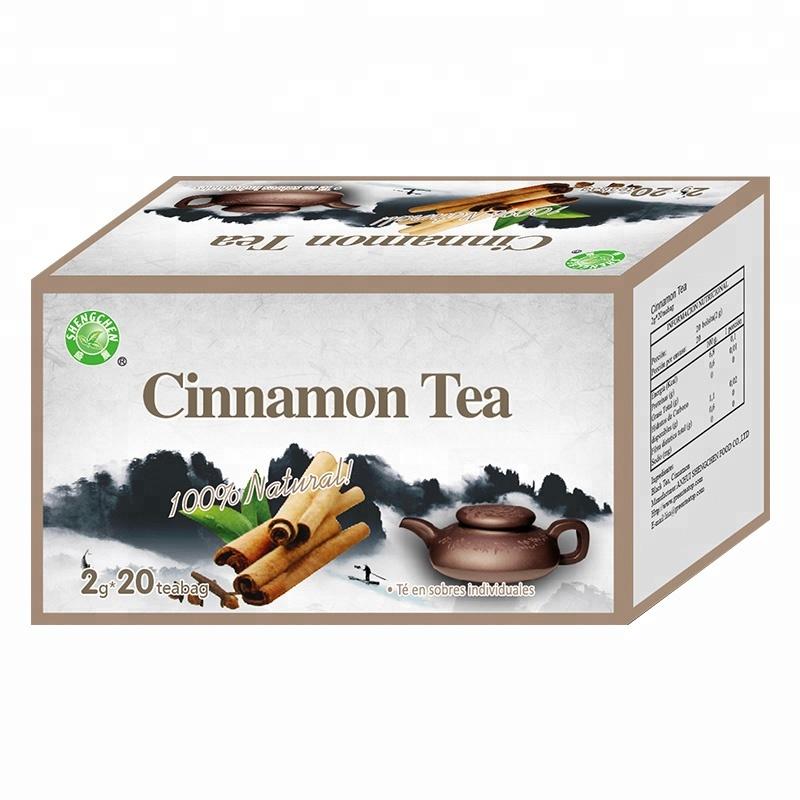 Chinese wholesale 14 days 2g*20 teabags/box OEM private label cinnamon tea - 4uTea   4uTea.com