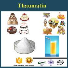 Sweeteners factory CAS53850-34-3 white powder Thaumatin