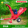 Self powered garden wood chipper for sale
