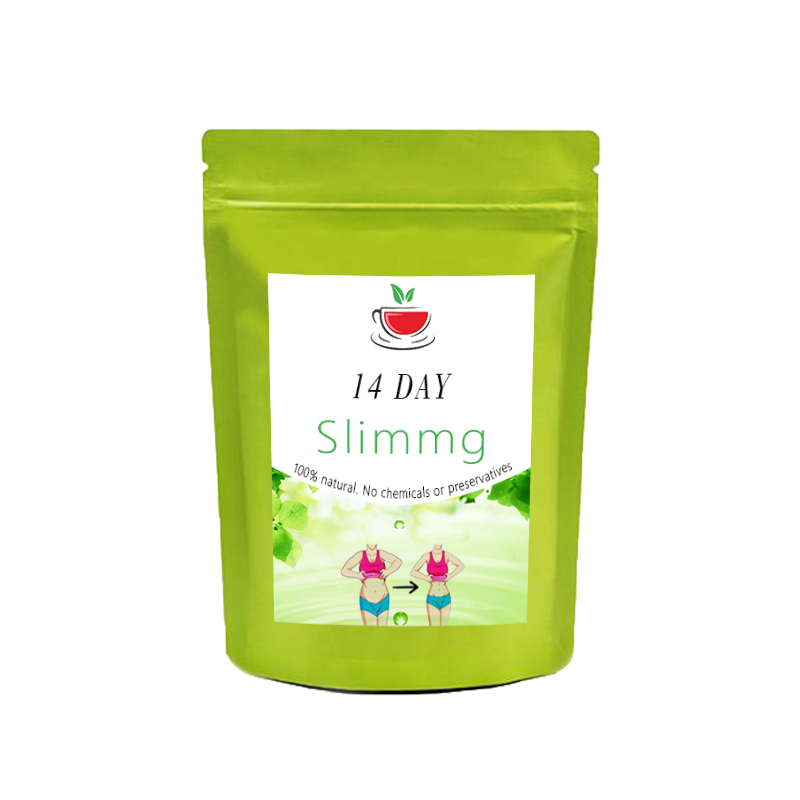 FDA Certificated And 100% Herbal Additives Natural Organic Slim Green Tea