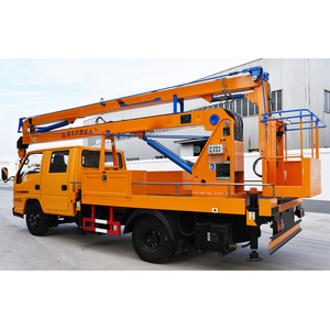 16m Overhead working truck/High altitude operation truck