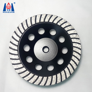 "High efficiency 4-7"" metal bond diamond grinding cup wheel for sale"