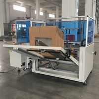 XingXu Carton Box Making Machine Case Erector For Animal Feed