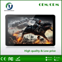 Promotional multi-function lcd monitor 10'' lcd pos ad player