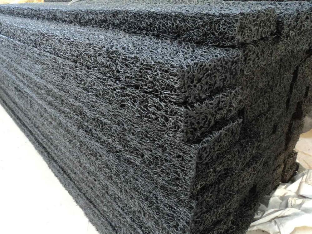 Drain Drainage Sheet Mat 3d Geomat Plastic Drainage Board