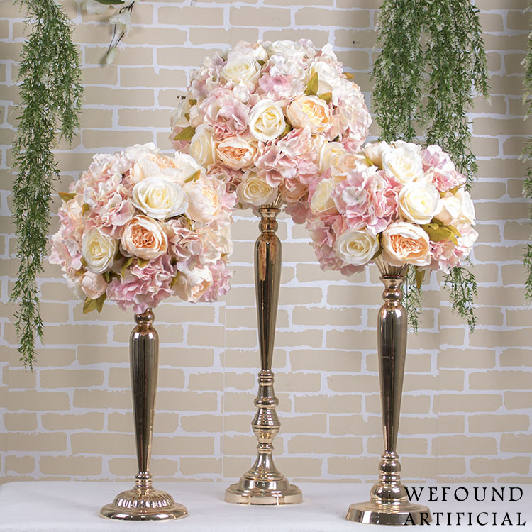 Fb102 artificial flower ball wedding decoration flower ball wedding fb102 artificial flower ball wedding decoration flower ball wedding flower stand buy hanging decorative flower ballflower ball for wedding decorpurple junglespirit Images