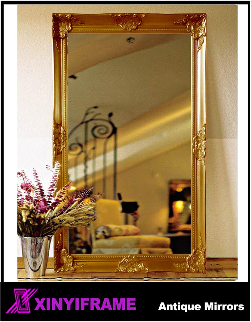 Decorativo Enmarcado Espejo De Pared De Madera - Buy Product on ...