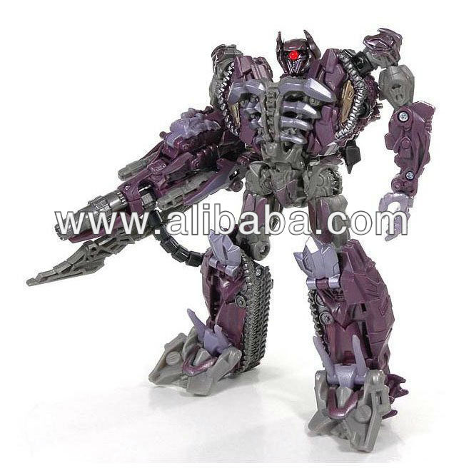Hasbro Transformer Voyager Shockwave