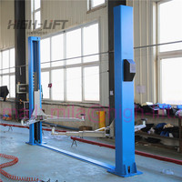 used 2 post lift price/HYDRAULIC CAR LIFTING MACHINE FOR SALE