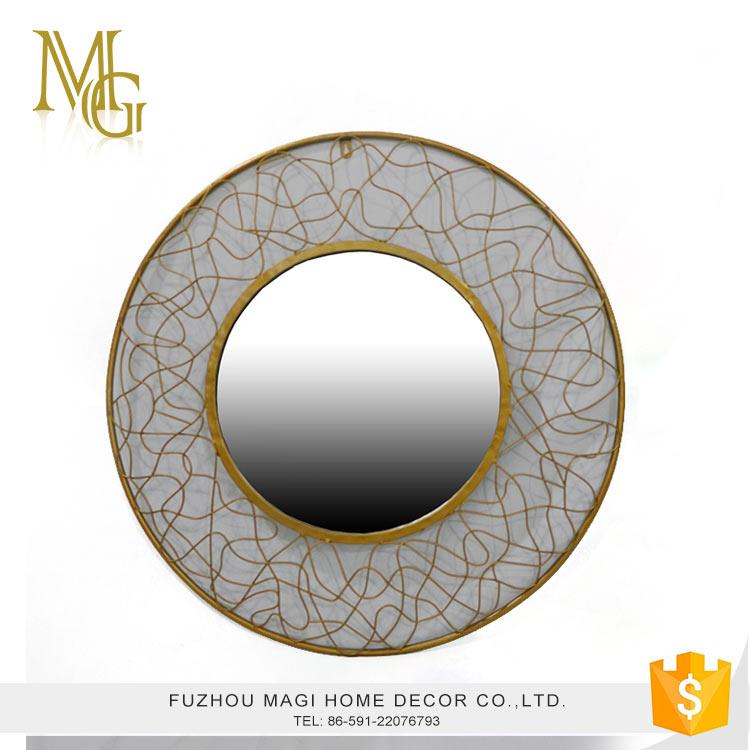 Finden Sie Hohe Qualität Antiker Goldblattrahmen-wandspiegel ...