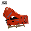 hydraulic excavator bucket cylinder seal kit / hydraulic jack hammer HMB1550 side type hydraulic rock breaker