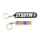 China Custom Keychain Maker Wholesale High Quality 3d Pvc Keychain