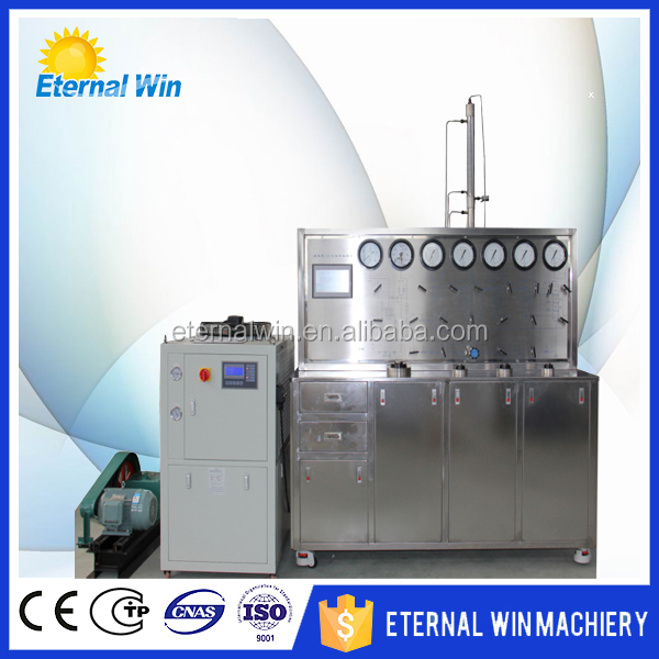 10L supercritical co2 fluid extraction device