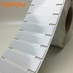 UHF cheap Customized waterproof Anti-metal thermal paper passive Long range rfid tag