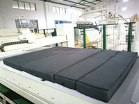 Wholesale roll packing indian floor mattress