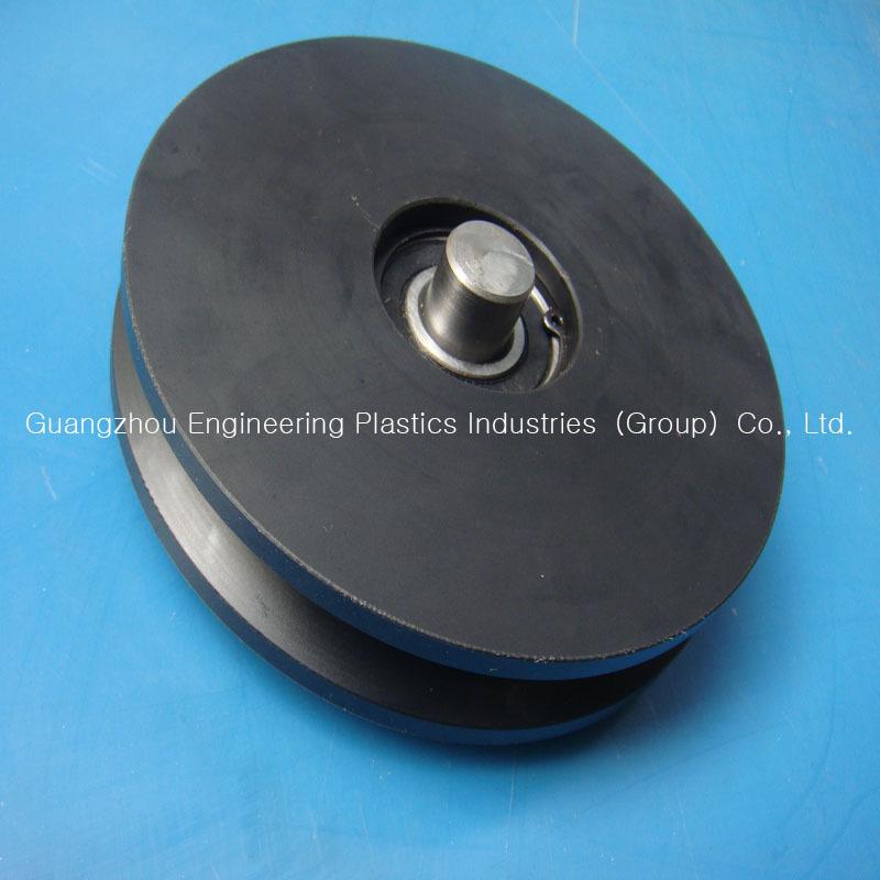 Plastic Sheave Pa66 Gf30 Plastic Parts