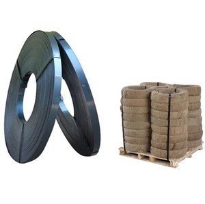 16mm galvanized baling steel strapping with ISO certificate
