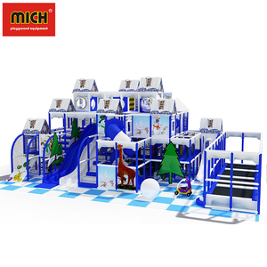 Mini Commercial Children Playground Indoor