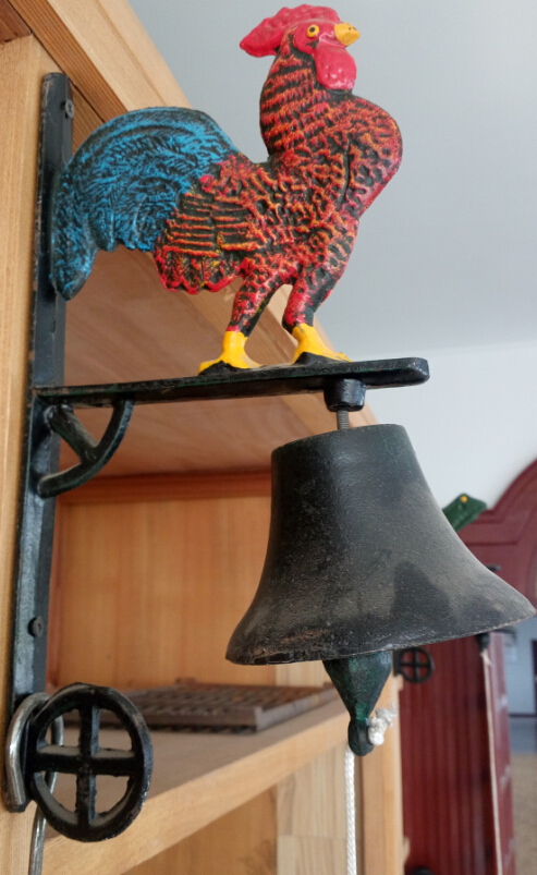 Cast Iron Door Bell