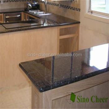 Home Küche Blue Pearl Granit Theke Design - Buy Theke Design ...