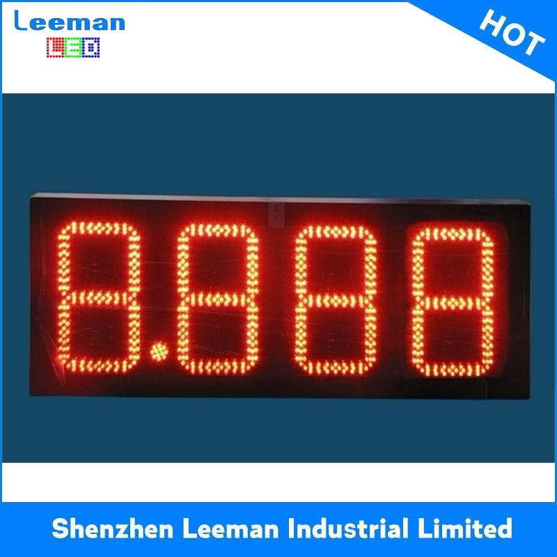 alibaba small remote control led hours countup timer display islamic prayer time clock P5 led display 640x640