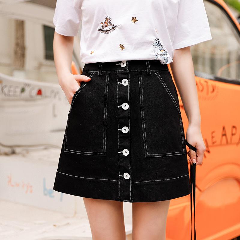 b655a5111 Venta al por mayor modelos de faldas cortas de verano-Compre online ...
