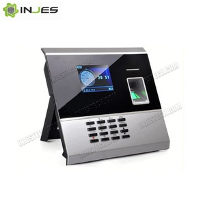 The First 3 inch Color Screen TCP/IP Port network virdi Fingerprint and Card biometric time management device with Multilanguage