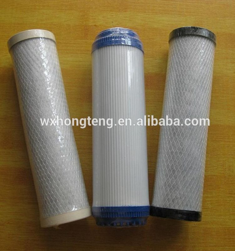 2017 New Technology for Automatic CTO Actived Carbon Filter Cartridge Making Machine