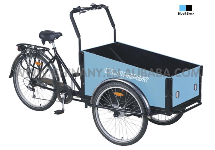 Cargo Tricycle/three Wheel 6 Speeds Tricycle/ub9027