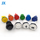Arcade game parts factory direct wholesale zero American style delay arcade push buttons