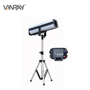 VANRAY High quality 350W 17R follow Spotlight FOLLOW SPOT LIGHT