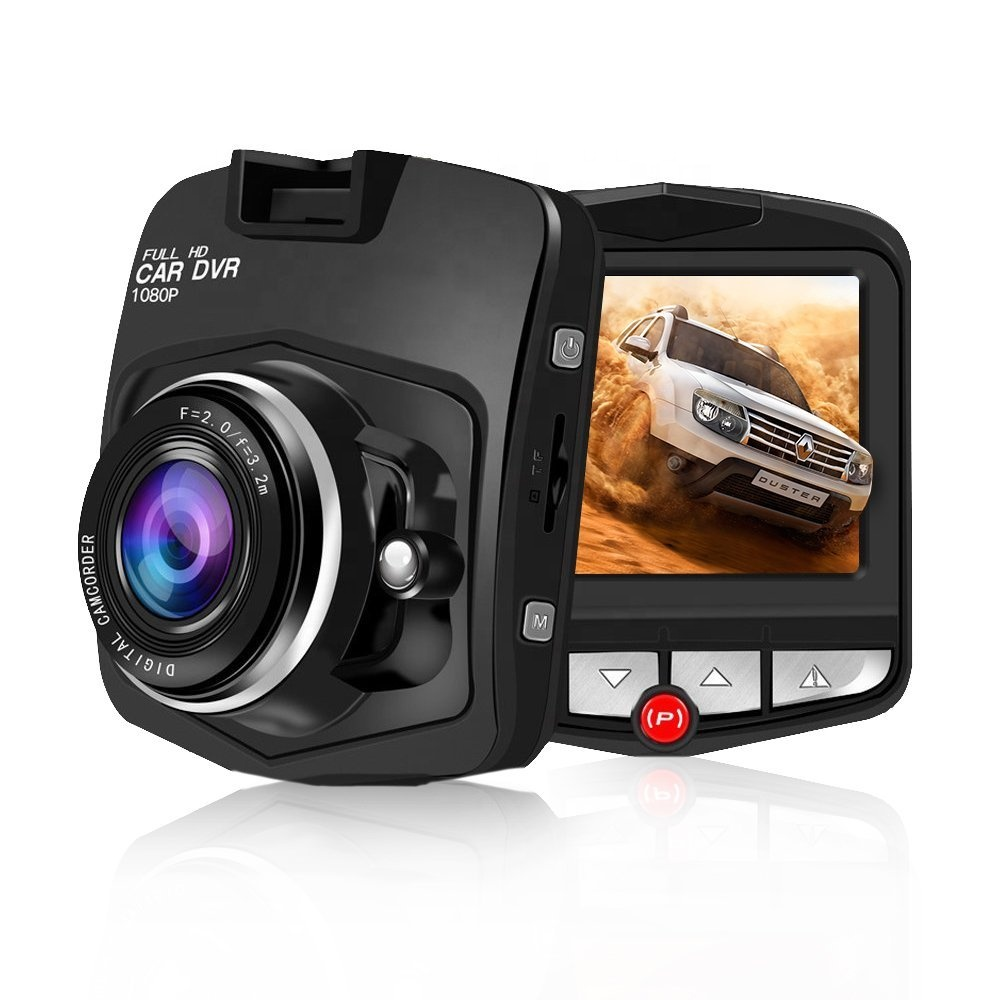 BSCI 2.4 polegadas fhd 1080p manual do carro dvr noite vison G-sensor de veículo car black box