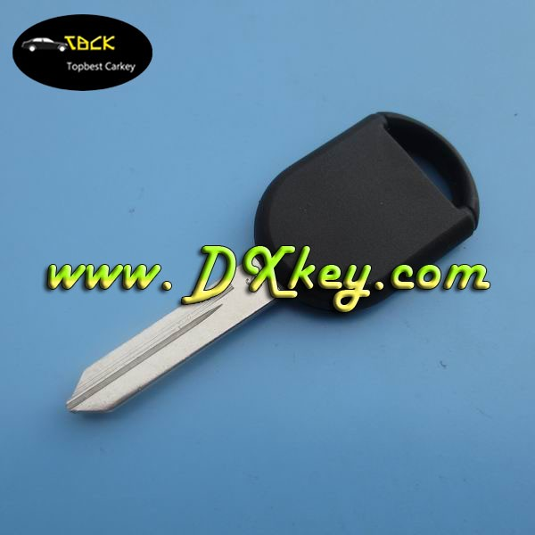 Car transponder key with 4d63 transponder chip (copy 80 bit) for ford key Ford key transponder