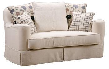 Classical Fabric Sofa   Preston