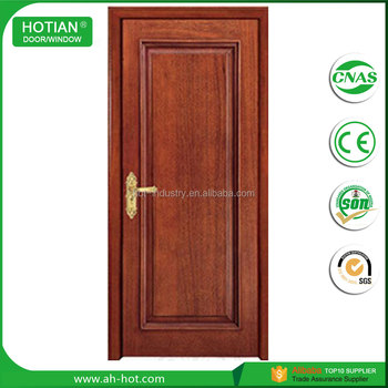 5 discount hdf solid wood interior doors bedroom swing type wooden door design pictures