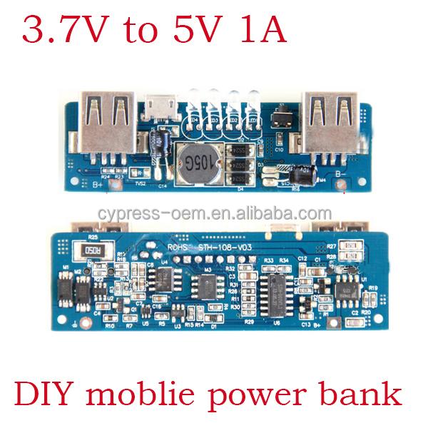 Manufactory Of Mobile Power Bank Good Quality Voltage Regulator 3 7v