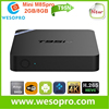 Smart android mini tv box with amlogic S905X 2GB RAM 8GB ROM android 6.0 OS T95N Mini M8Spro